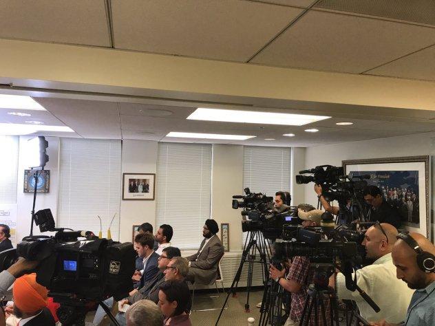 Press Conference NCRI-US