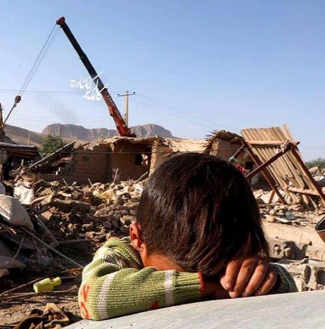 Earthquake-Children 2
